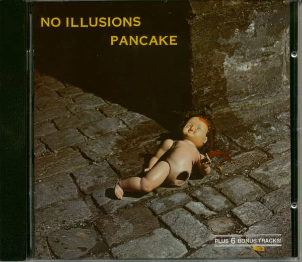 No Illusions (CD)