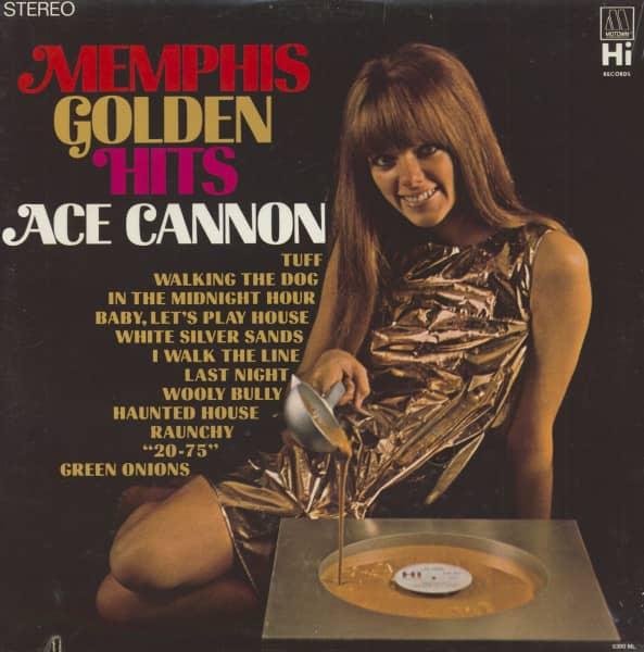 Memphis Golden Hits (LP)