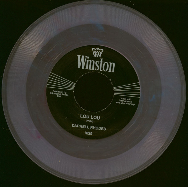 Lou Lou - I Thought About You (7inch, 45rpm, Colored Vinyl)