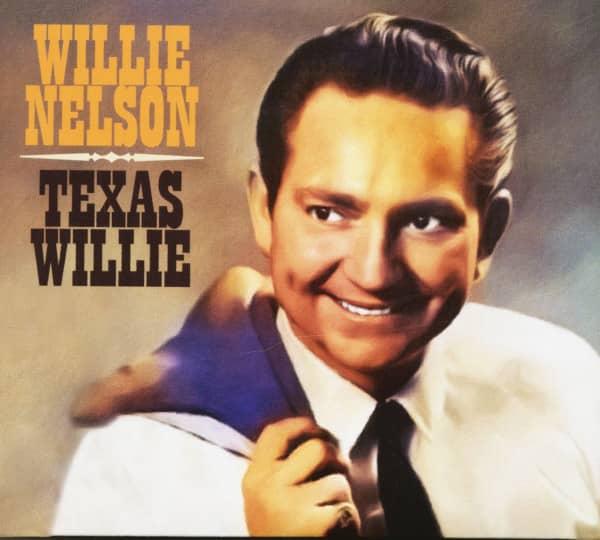 Texas Willie (2-CD)