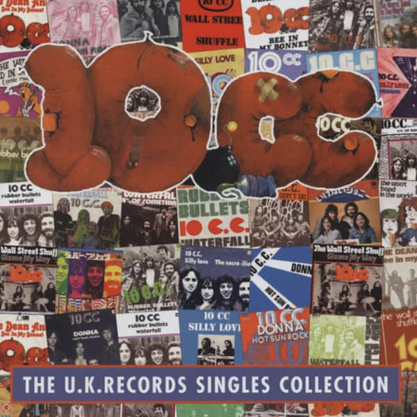 The U.K. Singles Collection