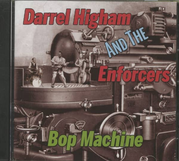 Bop Machine (CD)