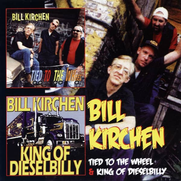 Tied To The Wheel - King Of Dieselbilly (2-CD)