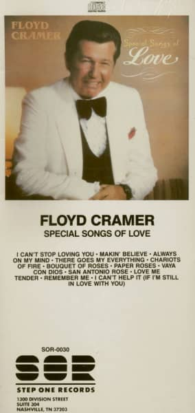 Special Songs Of Love (CD)