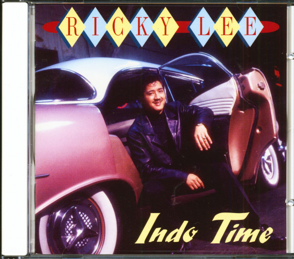 Indo Time (CD)