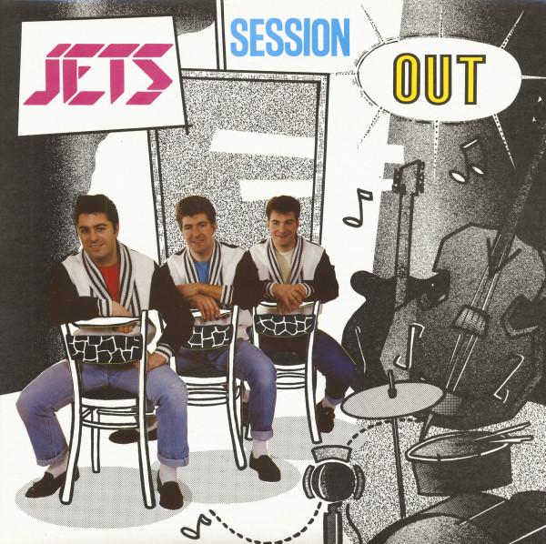 Session Out (LP, Orange Vinyl)