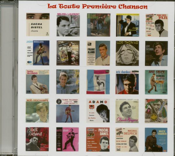 La Toute Premiere Chanson (CD)