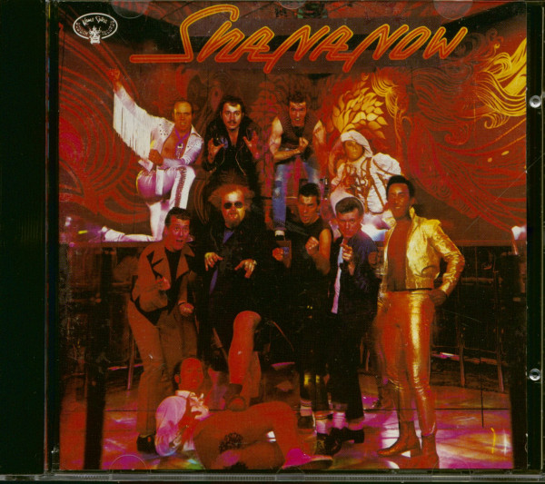 Sha Na Now (CD)