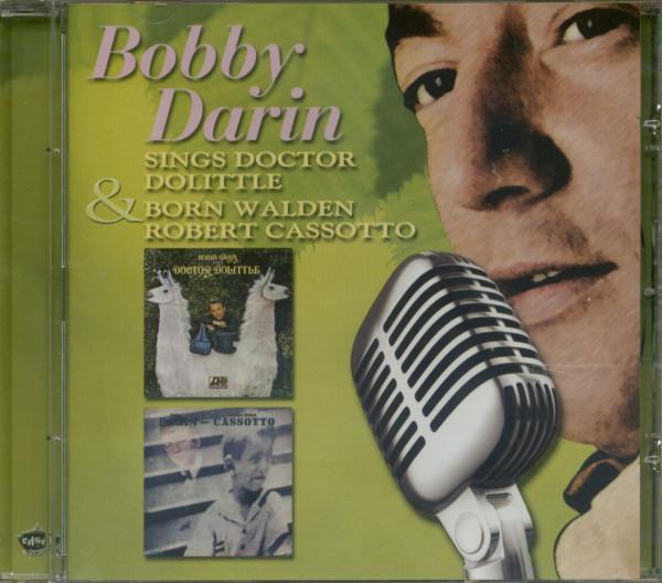 Sings Doctor Doolittle & Born Walden Robert Cassotto...plus (CD)