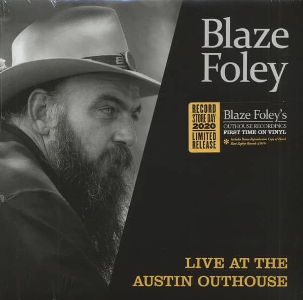 Live At The Austin Outhouse (LP, 7inch, Ltd.)