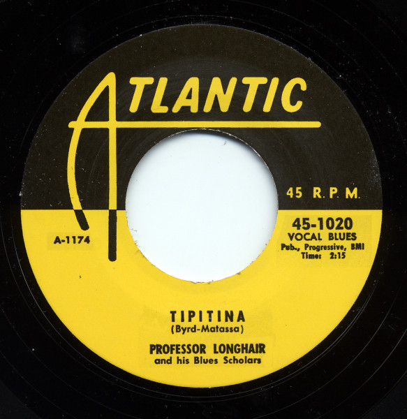 Tipitina - In The Night 7inch, 45rpm