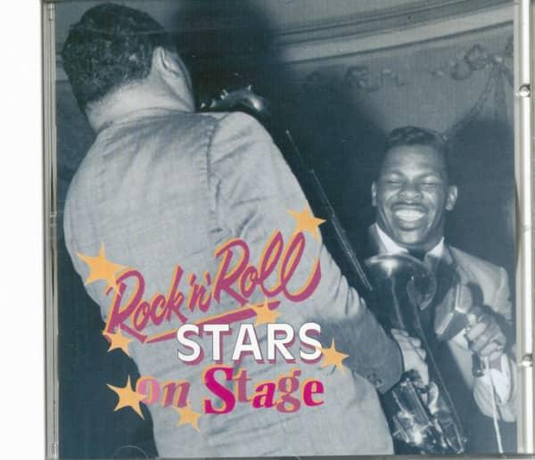 Rock'n'Roll Stars On Stage (CD)