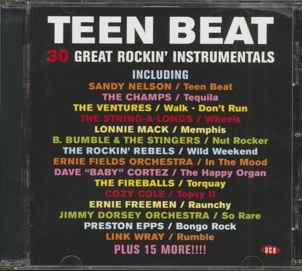 Teen Beat Vol.1 (CD)
