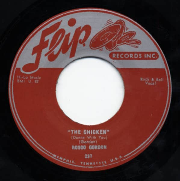 The Chicken - Love For You Baby 7inch, 45rpm