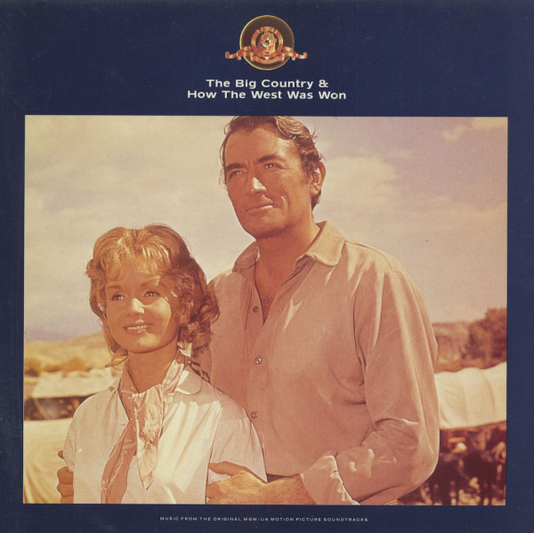The Big Country - How The West Was Won - Soundtracks (LP)