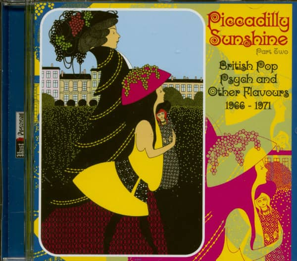 Piccadilly Sunshine Part 2 (CD)