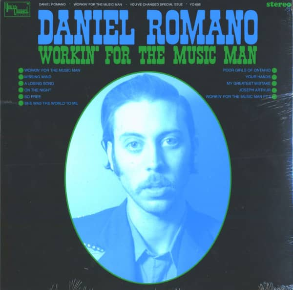 Workin' For The Music Man (LP, 180 Gram Vinyl)