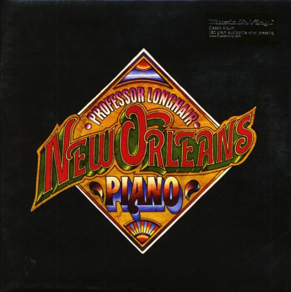 New Orleans Piano (LP, 180g Vinyl)