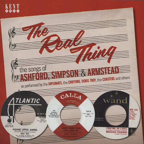 The Real Thing - Songs Of Ashford - Simpson..