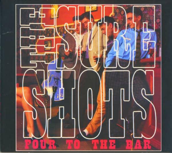 Four To The Bar (CD Digipack)