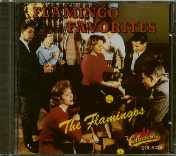 Flamingo Favorites (CD)