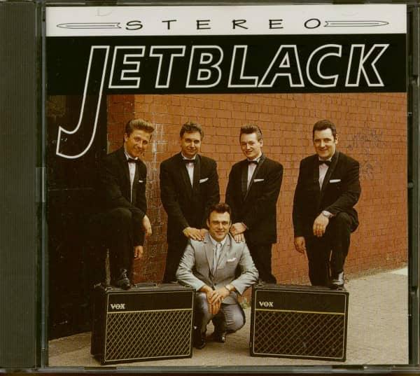 Jetblack (CD)