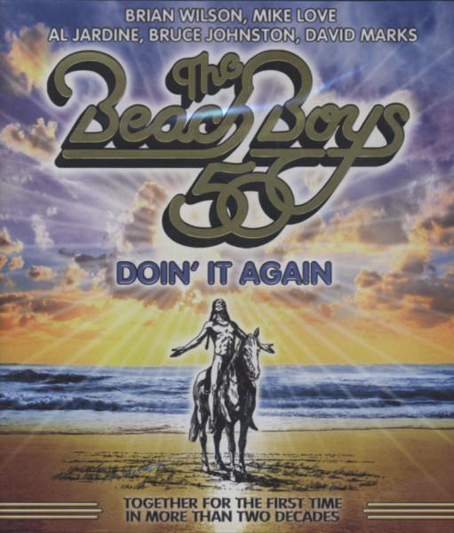 Doin' It Again 2012 World Tour...plus Blu-Ray