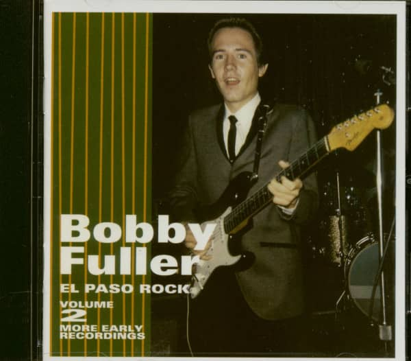 El Paso Rock - Early Recordings Vol.2 (CD)