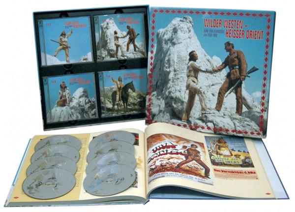 Wilder Westen, Heisser Orient (8-CD)
