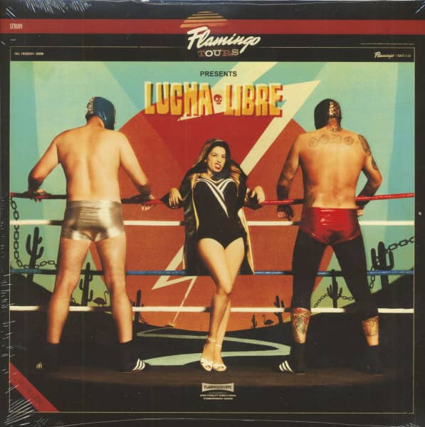 Lucha Libre (LP)