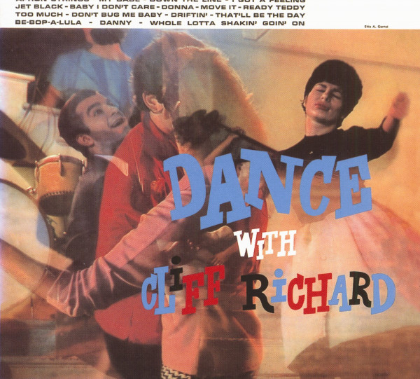Dance With Cliff Richard 2-CD Digipack