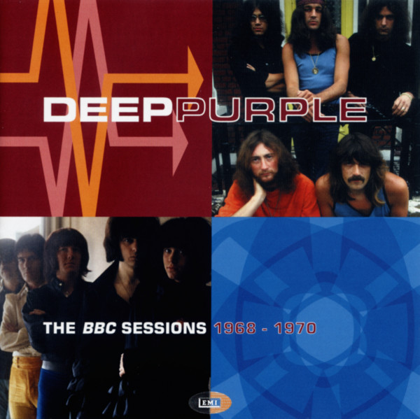 The BBC Sessions 1968-1970 (2-CD)