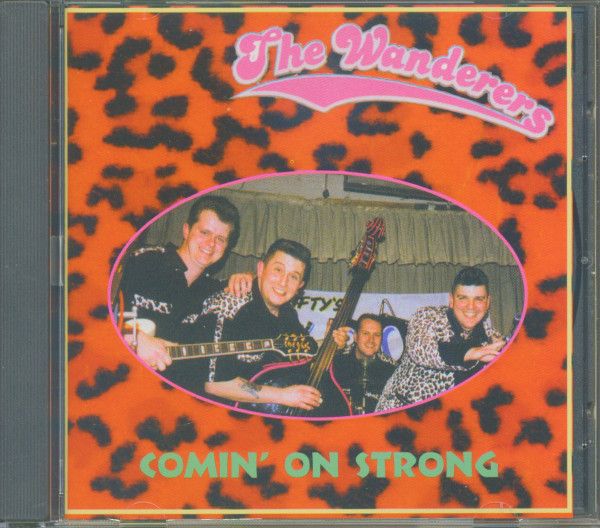 Comin' On Strong (CD)
