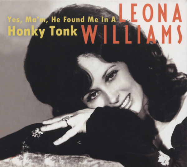Yes, Ma'm, He Found Me In A Honky Tonk (3-CD)