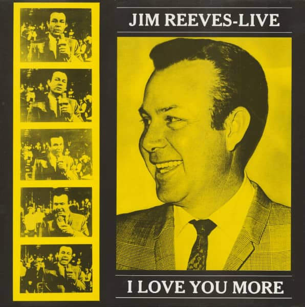 Live - I Love You More (LP)