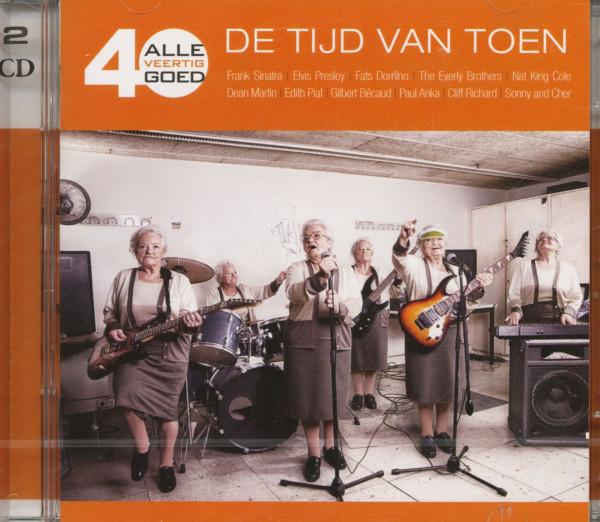 Alle 40 Goed - De Tijd Van Toen (2-CD)