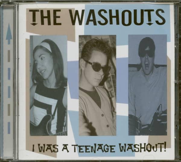 I Was A Teenage Washout (CD)