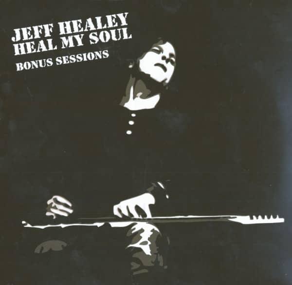 Heal My Soul - Bonus Sessions (LP, 10inch, 45rpm)