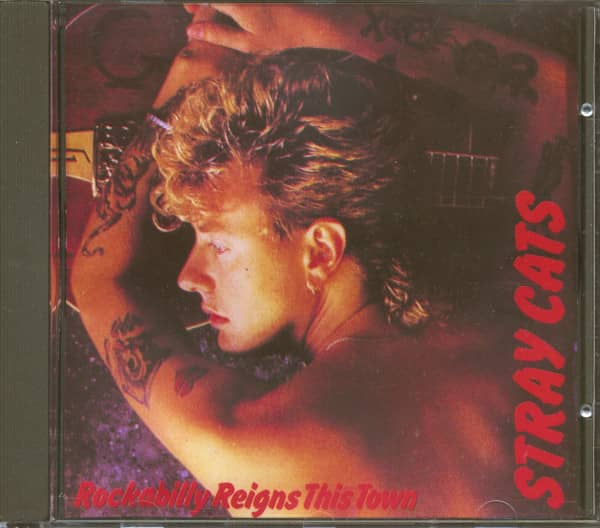 Rockabilly Reigns This Town (CD)