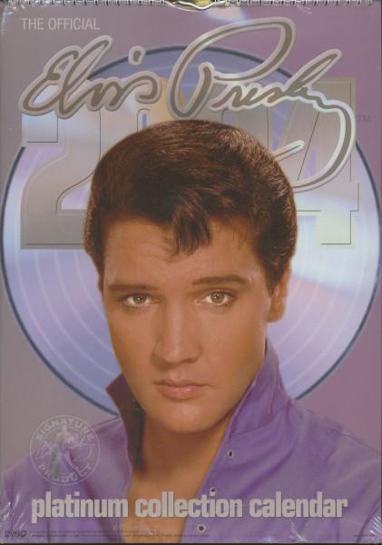 Elvis - Official 2004 Calendar