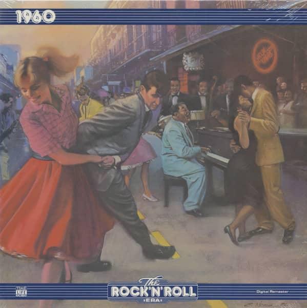 The Rock & Roll Era 1960 (2-LP)