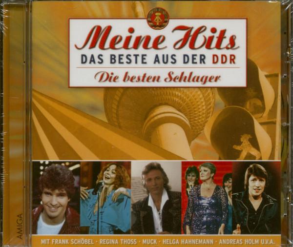 Meine Hits - Das Beste Aus Der DDR (CD)