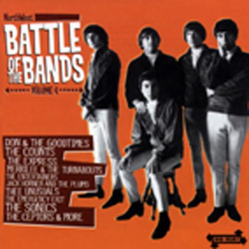 Vol.4, Northwest Battle Of The Bands