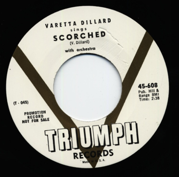 Scorched - Good Gravy Baby 7inch, 45rpm