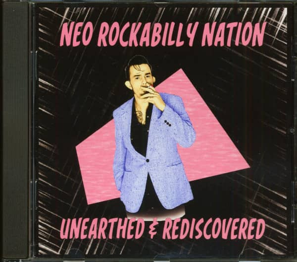 Neo Rockabilly Nation - Unearthed & Rediscovered (CD)