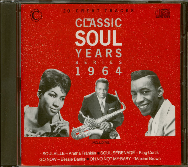 The Classic Soul Years - 1968 (CD)