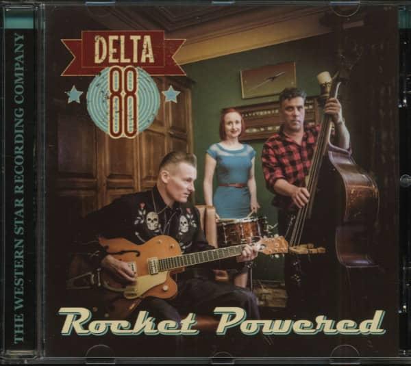 Rocket Powered (CD)
