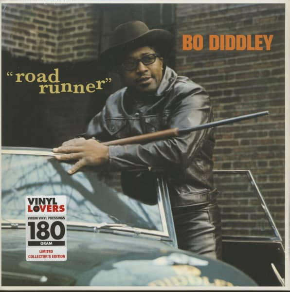 Road Runner (LP, 180g Vinyl)
