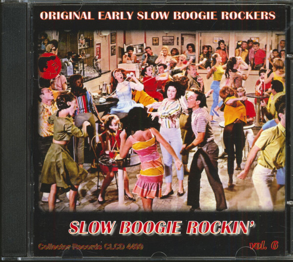 Slow Boogie Rockin' Vol.6 (CD)
