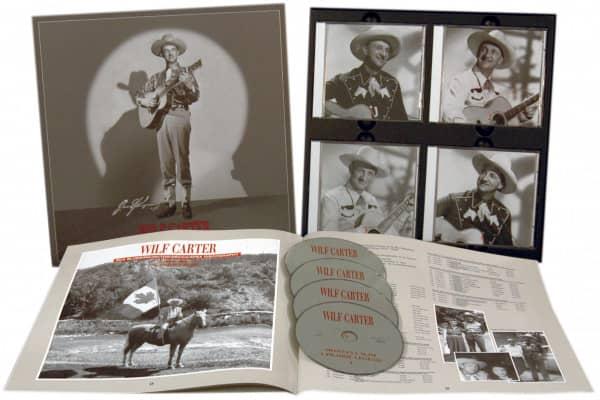 A Prairie Legend (4-CD Deluxe Box Set)